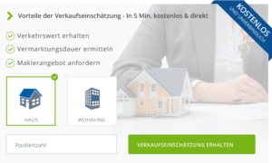 Immobilien Verkaufsrechner