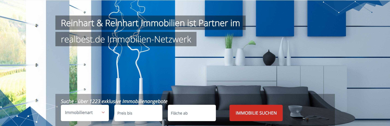 Reinhart & Reinhart - mehr Immobilien