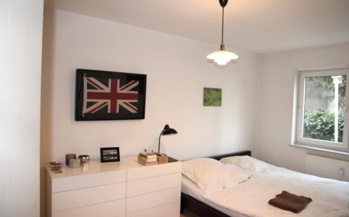 Alt-Bornheim - schlafzimmer