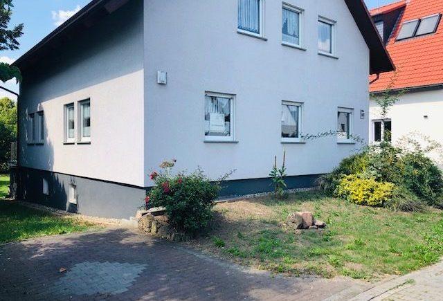 Hausansicht Frontal Dieburg